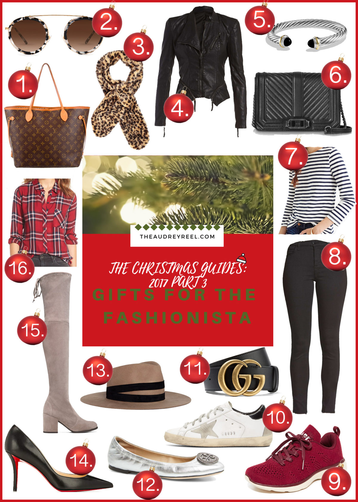 Gift Guide for the Fashionista